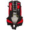 Ergon BX3 fietsrugzak 16 + 3 L rood/zwart